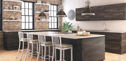 Contemporary. Combining Cutting Edge Contemporary Kitchen Design ...